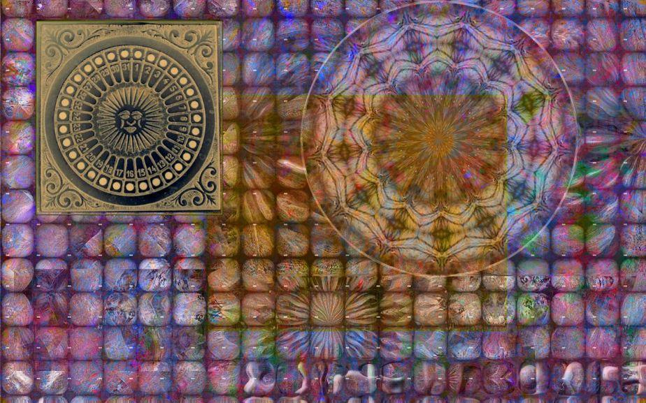 strange glass tile Symbols 2