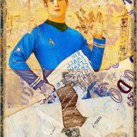 Dadaist Collage Poem - Live Long & Prosper